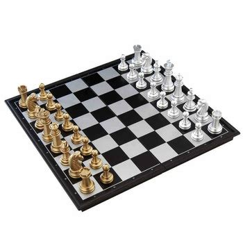 Chess Folding Magnetic Board Papan Catur Magnet intelligent wooden board chess set magnetic set chess buy chess