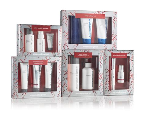 dermalogica unveils christmas gift sets fashion insight