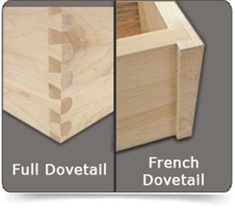 drawer lock joint vs dovetail dovetail drawer boxes walzcraft