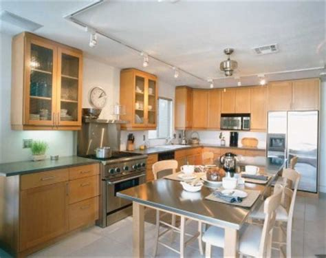 ideas for decorating a kitchen stainless steel kitchen decorating ideas kitchen