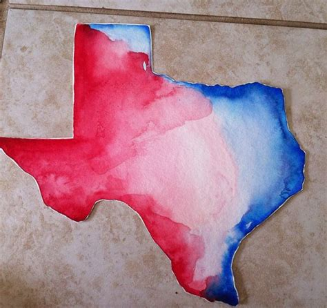 watercolor tattoo texas watercolor with us pride watercolors