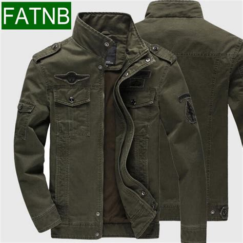 Termurah Jaket Parka Hoodie Zebra Army autumn and mens jacket plus size 6xl jean army soldier air one