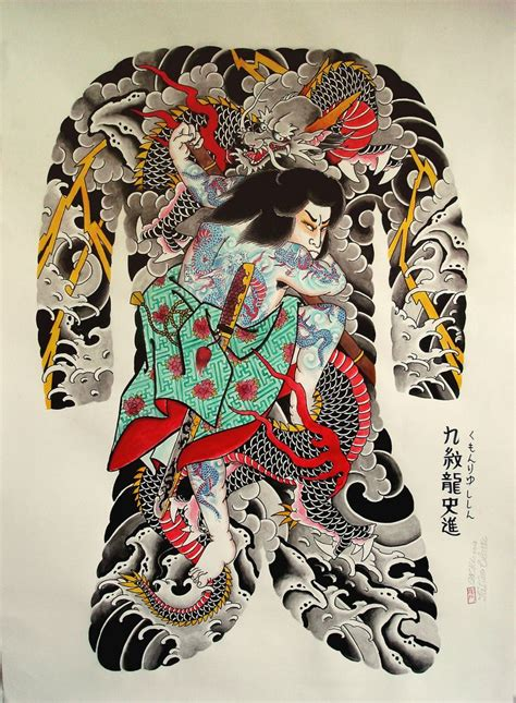 tattoo oriental irezumi 276 best painting images on pinterest buddha irezumi