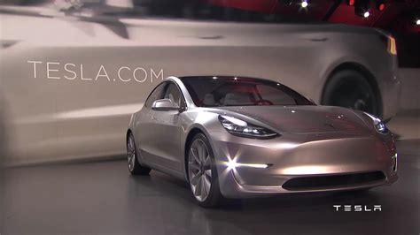 tesla model 3 xataka tesla model 3 developpement durable auto lifestyle