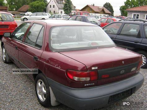 buy car manuals 1996 kia sephia engine control 1996 kia sephia slx car photo and specs