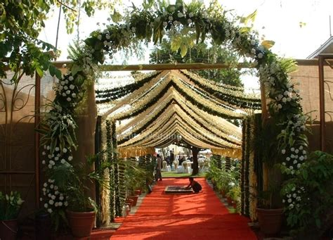 entrance decor wedding projects