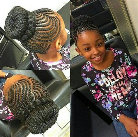 kids scalp braids with loose ends 166 best braids more images on pinterest braid