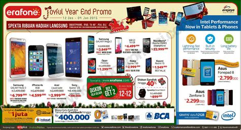 Erafone Pejaten Village | kartu kredit bca erafone joyful year end promo