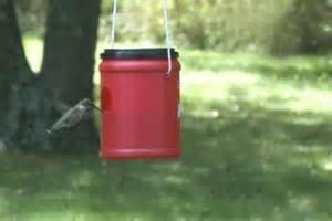 easy diy hummingbird feeder