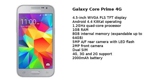 themes samsung core prime samsung galaxy core prime 4g a pure blend of specs and