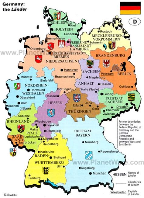 tourist map germany travel to germany top 10 best places fecielo