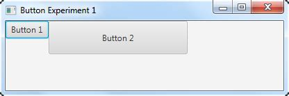 javafx layout listener javafx button