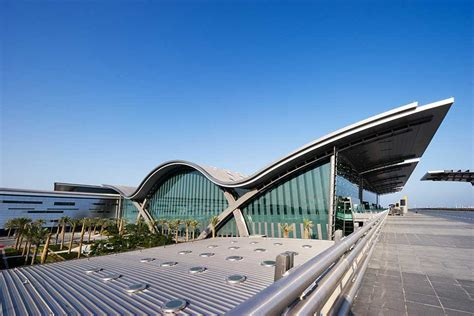 40 Square Meters by Hamad International Airport Construction Management Bechtel