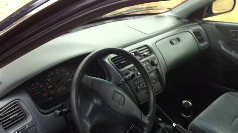 auto body repair training 1999 honda accord electronic throttle control 2000 honda accord lx for sale 5 speed manual youtube