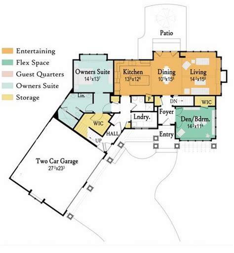 plano de habitacion plano de casa con habitacion para huespedes