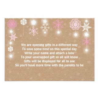 Poems For Baby Shower Gifts by Baby Shower Poems For Gifts On Zazzle