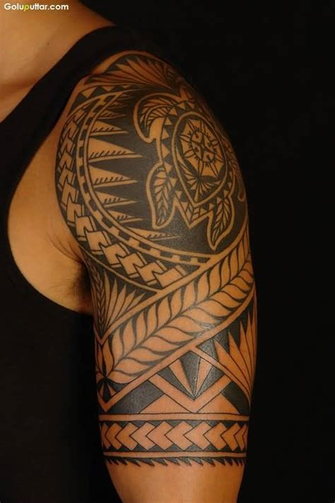 traditional tribal maori arm tattoo for men goluputtar com