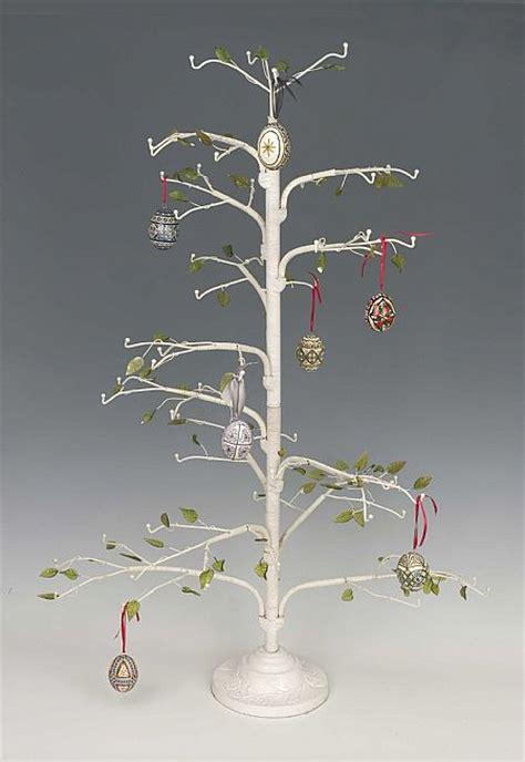 small metal christmas trees