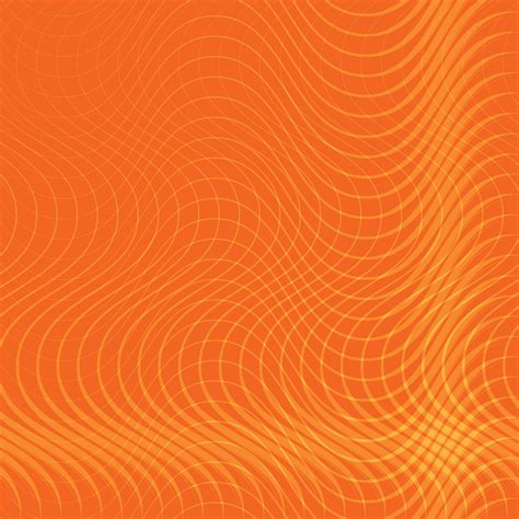 abstract pattern orange orange background with smooth waves abstract pattern