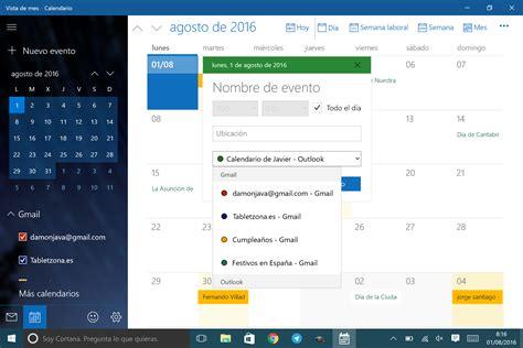 Calendario De Windows 7 C 243 Mo Utilizar El Calendario De En Tu Pc O Tablet
