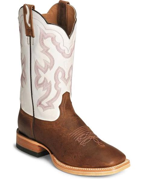 leather sole boots ariat nitro u turn cowboy boots leather sole square toe sheplers