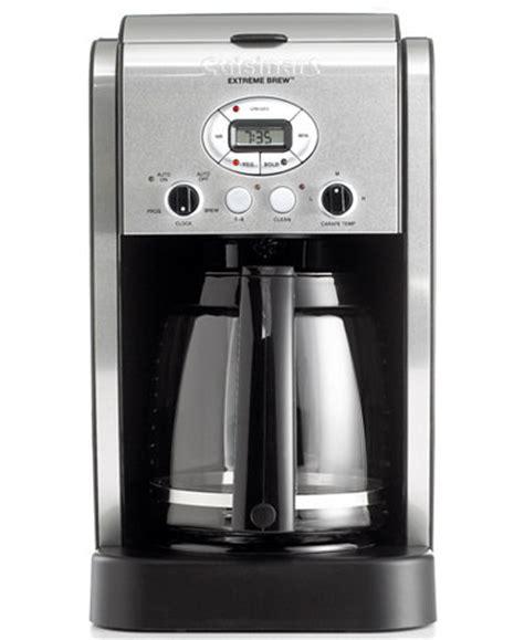 Cuisinart DCC 2650 Extreme Brew 12 Cup Coffee Maker   Coffee, Tea & Espresso   Kitchen   Macy's