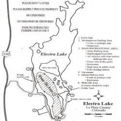 electra map 2006 electra lake hike