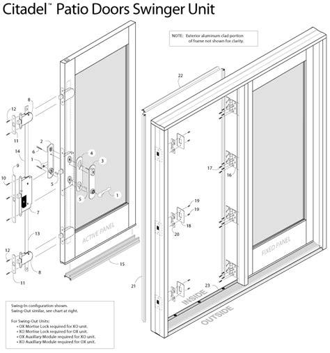 Peachtree Patio Door Parts Peachtree Patio Door Replacement Parts Tree Patio Doors Modern Patio Outdoor Peachtree Prado