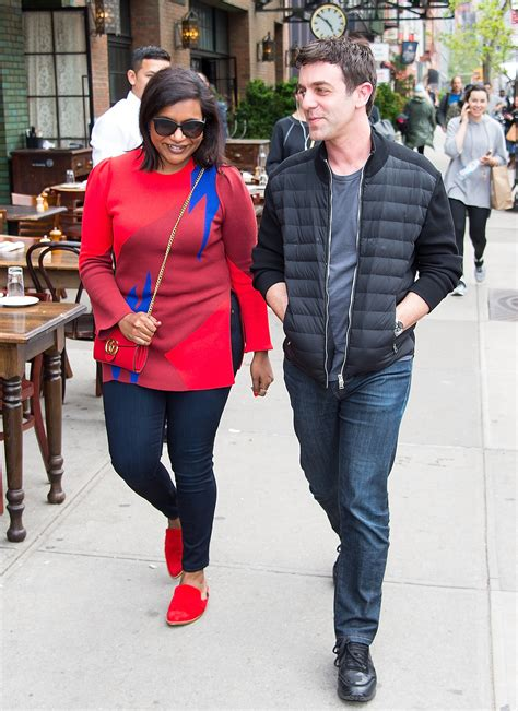 mindy kaling baby name is mindy kaling s baby daddy b j novak an investigation