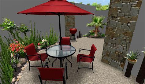 cómo decorar tu jardín con piedras patio interior techados dise 241 o