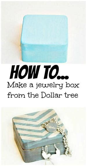 how do you make a jewelry box how to make a necklace from vintage buttons jewelry