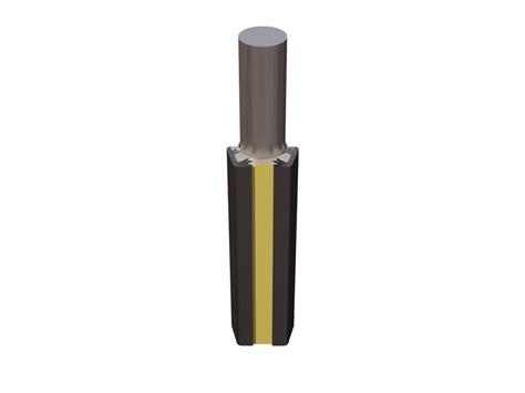 pali per illuminazione protezione per pali di illuminazione stradale pregymix