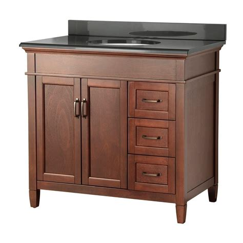 home decorators collection austell espresso 37 in vanity home decorators collection austell 37 in w x 22 in d