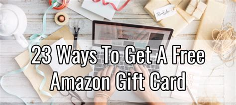 Free Gift Card Sites - 23 ways to get a free amazon gift card legit survey sites surveys say