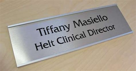 custom office desk signs personalized door name plates door signs signs
