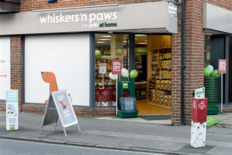 Pets At Home Small Animals Available In Store Csp Pets At Home Open New Concept Whiskers N Paws