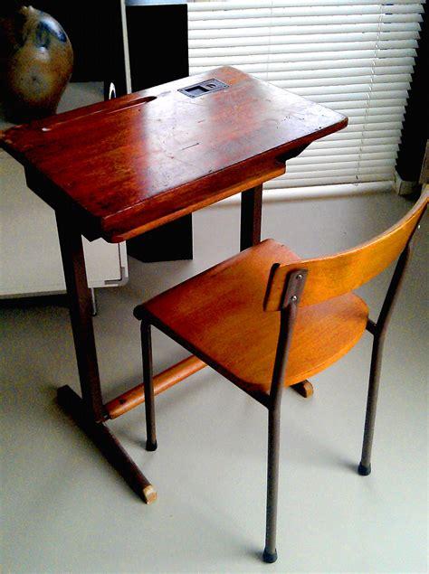School House Desk by Sas Sabs Vintage School Desks