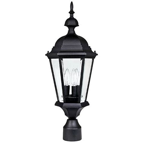 exterior carriage house lights capital carriage house 24 quot high black outdoor post light