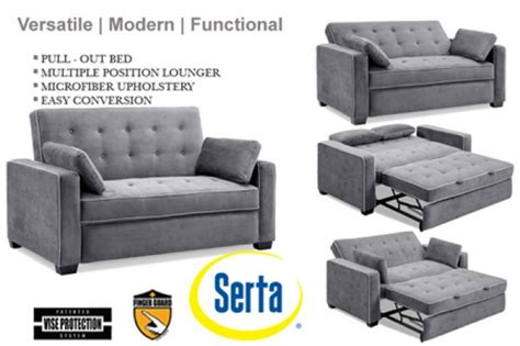 sofa charity accounts traditional couch futon augustine grey sofa sleeper