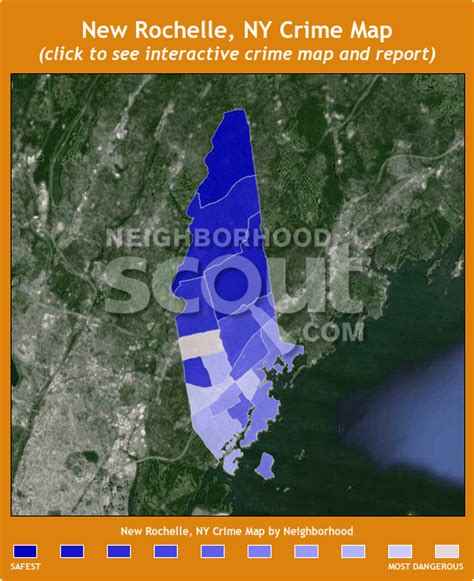 map of new york city crime rates new rochelle crime rates and statistics neighborhoodscout