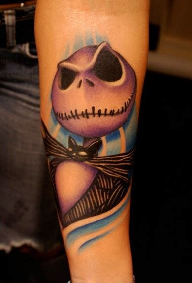 jack the pumpkin king tattoo designs 25 skellington tattoos