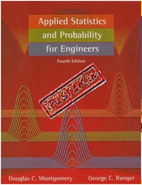 Foundation Applied Statistics applied statistics and probability for engineers 4th