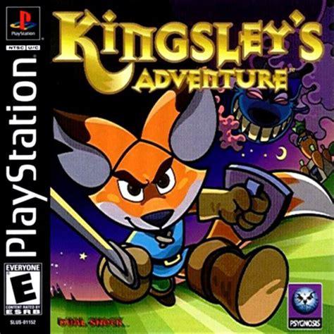 emuparadise adventure games kingsley s adventure u iso