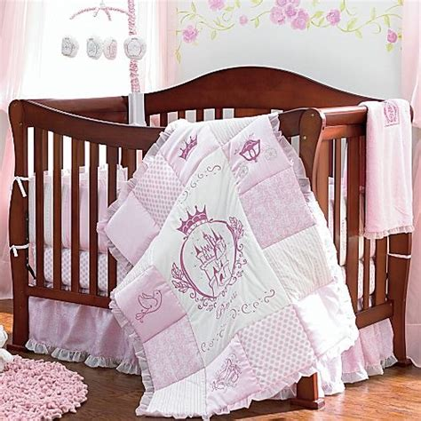 56 Best Images About Baby Gear On Pinterest Baby Girls Baby Princess Bedding Sets