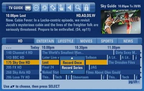 now tv layout new look sky guide any day now frequencycast