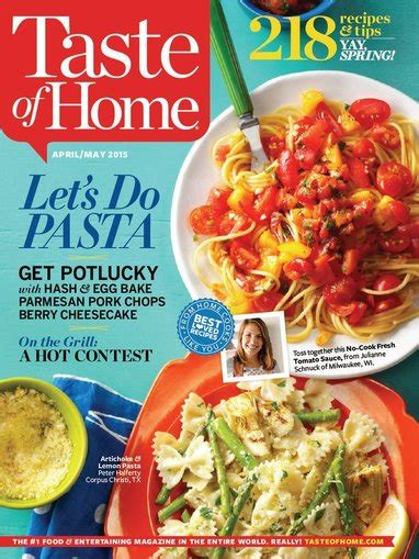 taste of home magazine only 6 97 see click 174