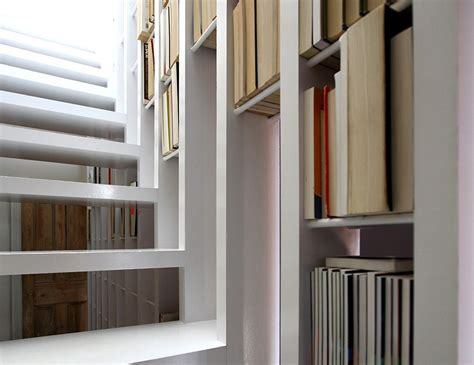 tamir addadi architecture create stair bookcase