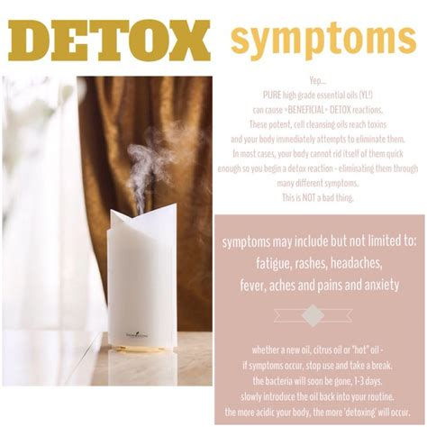 Detox Symptoms by 17 Best Images About Living Health Detox On