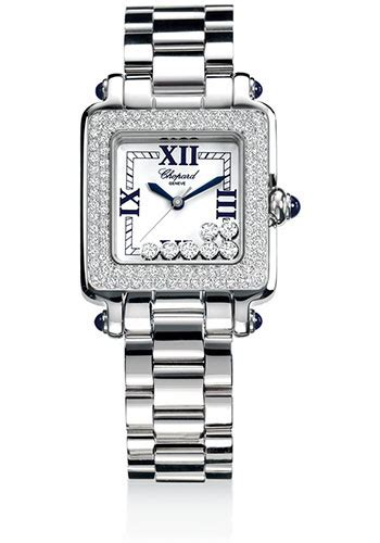 Chopard Chess Style Square For chopard watches happy sport square classic from swissluxury