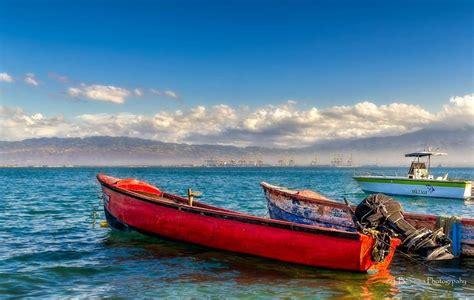jamaica fishing boat fishing boats in port royal jamaica jamaica s black